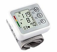 estilo de la muñeca monitor de presión arterial electrónica