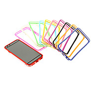 Solid Color TPU Bumper Frame for iPhone 6 (Assorted Colors)