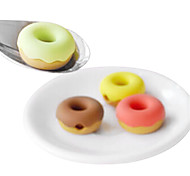 Donuts Style Earphones Cable Winder(Random Color)