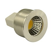 Focos Regulable MR11 GU5.3 3 W 1 COB 270LM LM 2800-3000K K Blanco Cálido DC 12 V