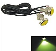 Feux anti-brouillard/Phares de jour/Eclairage plaque d'immatriculation Feux ) LED