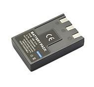 Kanon 1500mAh Videorecorder-Akku NB-1L für anwendbar ixus300 ixus330 ixus320 ixus400