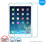 TOPCEL™ 0.26mm Tempered Glass Screen Protector with Microfiber Cloth for iPad 2/3/4