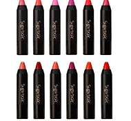 Lipstick High Lip Color Lip Crayons Lip Tint 12 Colors Option
