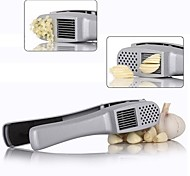2 in1 Aluminum cutting Garlic Press ,19x5x4cm