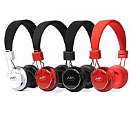 MRH-8809 Wireless Dynamic Noise-Cancelling Sports Foldable Headband Rotatable Headphones Support TF Card(Assorted Color)