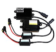 100W 12V 9004 Digital HID Xenon Replacement Ballasts