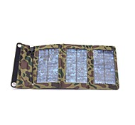 5W Foldable Solar Charger  for iPhone6/6plus Samsung S3/S4/S5 HTC and other Mobile Devices