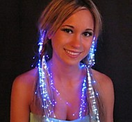 Coway LED Night Light Emitting Flash Braid(Random Color)