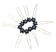NTC 5D-7 Thermistor Set - Black (10 PCS)