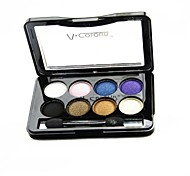 8 Colors Professional Eyeshaow