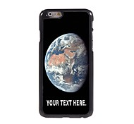 Personalized Case The Earth Design Metal Case for iPhone 6 Plus