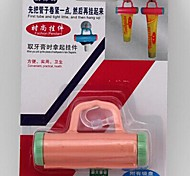 Plastic Toothpaste Suspension Pressure(Random Color)