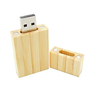 CFT2 2GB Wooden Style Portable USB 2.0 Flash Drive