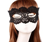 Simple Vintage Lace Halloween Mask
