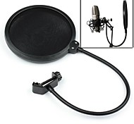 NEEWER ® Studio Microphone Mic Wind Screen Pop Filter Mask Shied