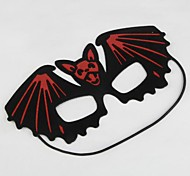 Red and Black Devil Halloween Party Eye Mask