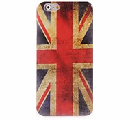 Union Jack Design Soft Case for iPhone 6