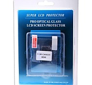 Professional LCD Screen Protector Optical Glass Special for Canon 5D Ⅲ DSLR Camera