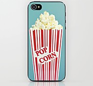 Popcorn Pattern hard Case for iPhone 6