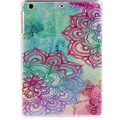 bunte schöne Blumen-Design langlebig zurück umkleiden für ipad mini 3, ipad mini 2, ipad mini / ipad mini 3, ipad mini 2, ipad mini