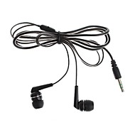3,5 mm para auriculares jack in-ear para el iphone / ipod / HTC / Samsung (120cm)