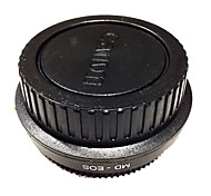 newyi md-eos Minolta MD Objektiv-Adapter w Glas Fokus unendlich bis Canon EOS 60D 50d 600d 550d Rebellen T3i