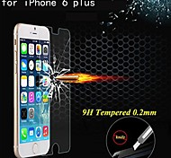 Clear Ultra-thin Tempered Glass Screen Protector for iPhone 6S Plus/6 Plus