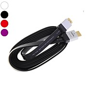 2M High Speed HDMI Cable DLC-HE20HF V1.4B 3D for Microsoft Xbox 360 Sony PS3