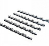 2.0mm 2 x 40P Double-row Needle - Black (10 PCS)