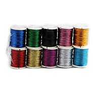 DIY Colorful Handmade Cord/Necklace Rope A Section Mixed Color(10pcs)