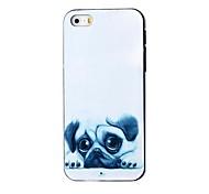 Mops-Muster Hülle für das iPhone 4 / 4s