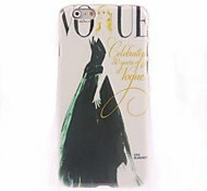 Elegant Model Design Hard Case for iPhone 6