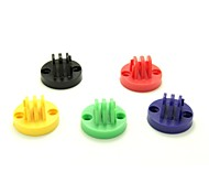 cores de plástico titular conectar tripé para GoPro HD Hero 3 + / 02/03