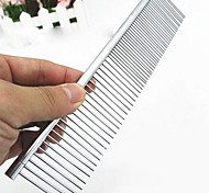 Lureme Stainless Steel  Comb for Pets Dogs