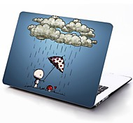 schönen Cartoon Design Ganzkörper-Kunststoffschutztasche für 11-Zoll-/ 13-Zoll neue MacBook Air