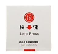 lwm® 3.5mm inteligentes métodos abreviados del botón Quick enchufe del polvo del auricular a prueba de polvo para Note3 envío gratis samsung galaxy s5