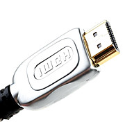 1.5M 4.92FT HDMI 1.4 Male to Male Cable Support 3D Free Shipping