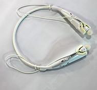 nt cuffia bluetooth v4.0 earhook vivavoce sport stereo con microfono per il telefono mobile