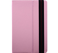 Woktech 2014 Time-limited Top Solid High Quality PU Stand Slim-book Case for Vido N70 3G