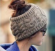 cappello di lana cavità delle donne