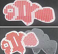1pcs template padrão pegboard clara peixe-palhaço Nemo para contas hama contas 5 milímetros de fusíveis cabeças diy