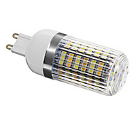 6W G9 LED Corn Lights T 120 SMD 3528 420 lm Natural White AC 220-240 V