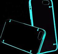 Noctilucence de volta caso para iphone 6 (cores sortidas)