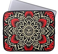 "Elonbo Bohemian Retro Flower 13"" Laptop Neoprene Protective Sleeve Case for Macbook Pro/Air Dell HP Acer"