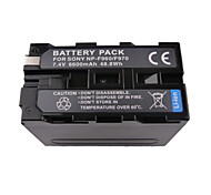 NP-F960 6600mAh Camcorder Battery for Sony Camcorders