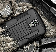 Strap Clamp Drop Resistance Armor Protective Jacket with Stand and Clip for Samsung Galaxy S4 I9500