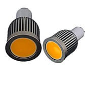 Focos Regulable MORSEN MR16 GU10 9 W 9 SMD 2835 700-750 LM Blanco Cálido AC 100-240 V