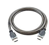 1.5m 4.92ft apower-Link D-9015B 1080p HDMI 1.4 Stecker auf Stecker HD-Audio-und Video-Kabel versandkostenfrei