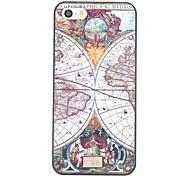 Für iPhone 5 Hülle Muster Hülle Rückseitenabdeckung Hülle Zeichentrick Hart PC iPhone 7 plus / iPhone 7 / iPhone SE/5s/5